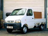 Images of Suzuki Carry Pickup 1999–2002