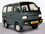 Suzuki Super Carry Van 1985–91 photos