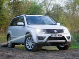 Images of Suzuki Grand Vitara 5-door UK-spec 2012
