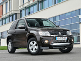 Images of Suzuki Grand Vitara 3-door 2012