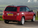 Photos of Suzuki Grand Vitara 5-door UK-spec 2008–12
