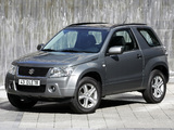 Pictures of Suzuki Grand Vitara 3-door 2005–08
