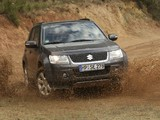 Pictures of Suzuki Grand Vitara 5-door 2008–12