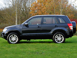 Pictures of Suzuki Grand Vitara 5-door SZ-T Special Edition 2012