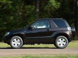 Pictures of Suzuki Grand Vitara 3-door 2012