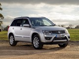 Suzuki Grand Vitara 5-door UK-spec 2012 photos