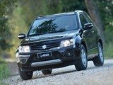 Suzuki Grand Vitara 3-door 2012 wallpapers
