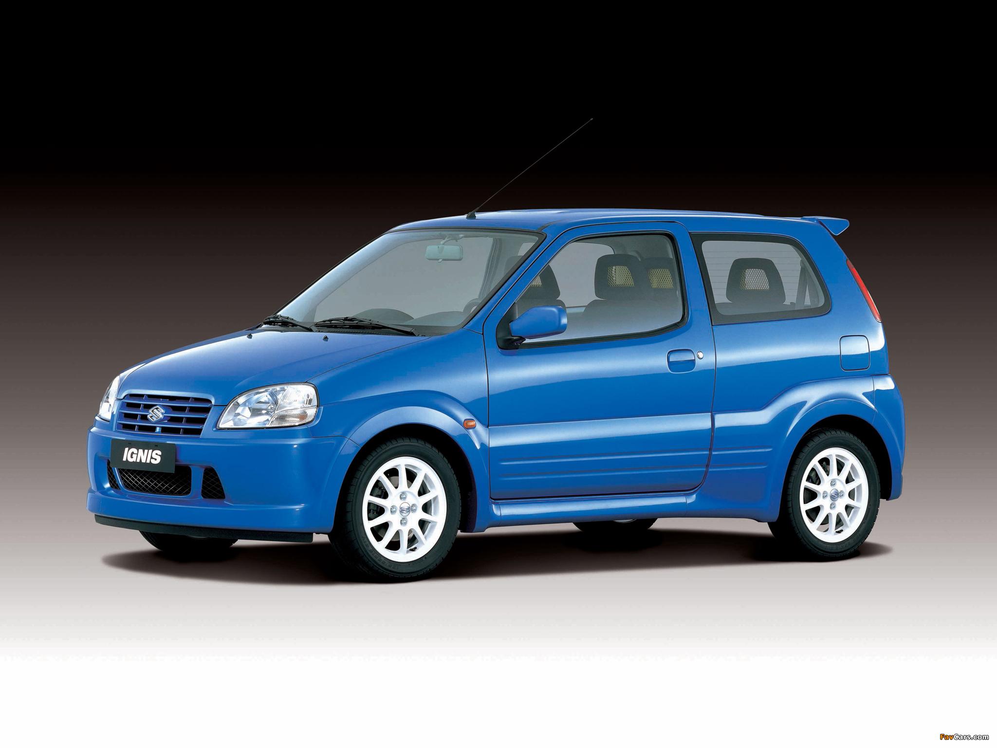 Suzuki Sport Ignis