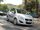 Images of Suzuki Splash active+ 2012