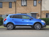 Suzuki SX4 S-Cross UK-spec 2013 wallpapers