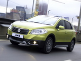 Suzuki SX4 ZA-spec 2014 wallpapers