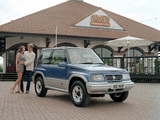 Images of Suzuki Vitara 3-door UK-spec 1989–98