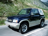 Suzuki Vitara Canvas Top 1989–98 wallpapers