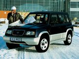 Suzuki Vitara 5-door 1991–98 wallpapers