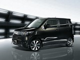 Photos of Suzuki Wagon R Stingray Limited II (MH23S) 2011–12