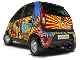 Images of Tata Nano Stop Indians Ahead Concept by SICIS 2011