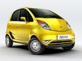 Tata Nano Luxury 2008 images