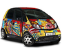 Tata Nano Stop Indians Ahead Concept by SICIS 2011 images