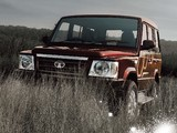 Tata Sumo Gold 2012 photos