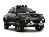 Images of Tata Xenon Tuff Truck Concept by Fusion Automotive 2013