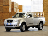 Pictures of Tata Xenon Single Cab EU-spec 2007