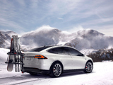 Tesla Model X P90D 2015 wallpapers