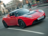 Photos of Tesla Roadster Sport UK-spec 2009–10