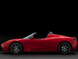 Pictures of Tesla Roadster Sport 2009–10