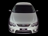 FPV F6 Typhoon (BA) 2004–05 wallpapers