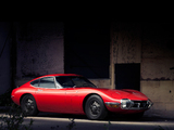 Pictures of Toyota 2000GT (MF10) 1967–70