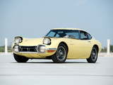 Toyota 2000GT US-spec (MF10) 1967–70 photos