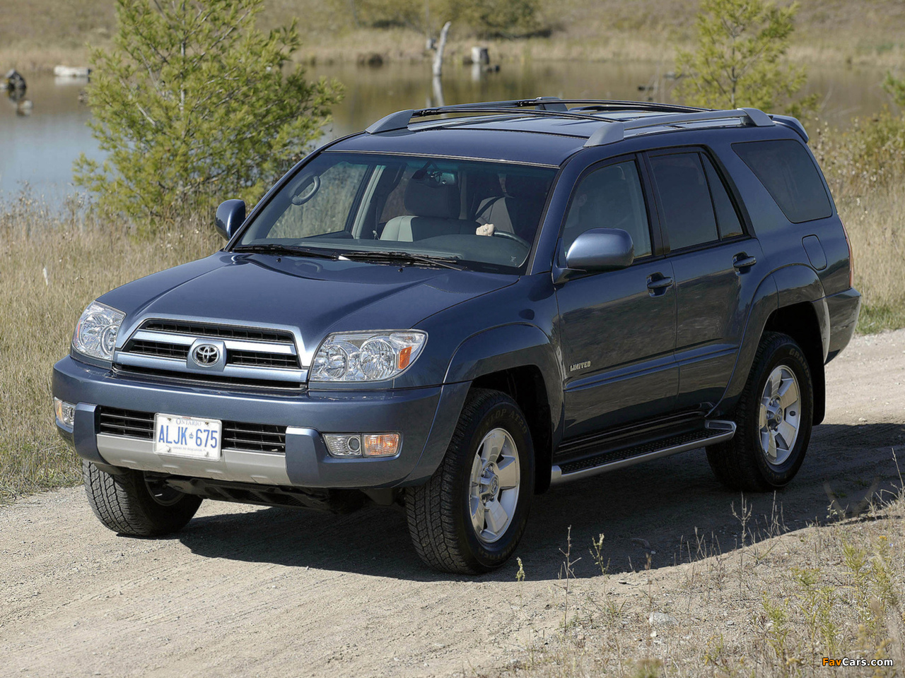 Photos of Toyota 4Runner Limited 2003–05 (1280x960)