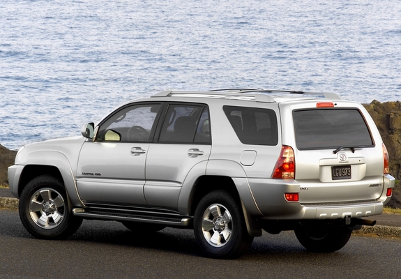 4 Runner >> Photos of Toyota 4Runner Limited 2003–05 (1600x1200)