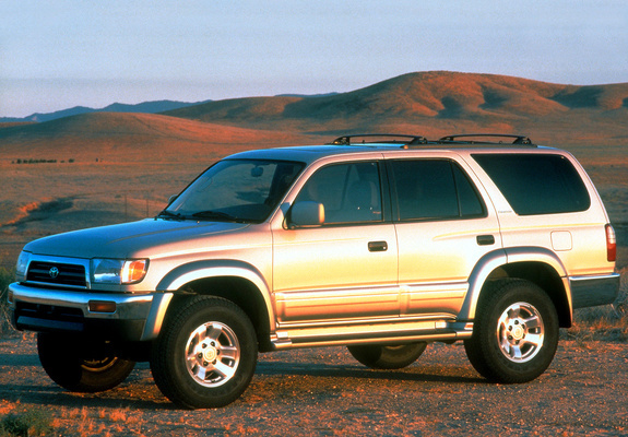 toyota 4runner 1996 99 wallpapers. Black Bedroom Furniture Sets. Home Design Ideas