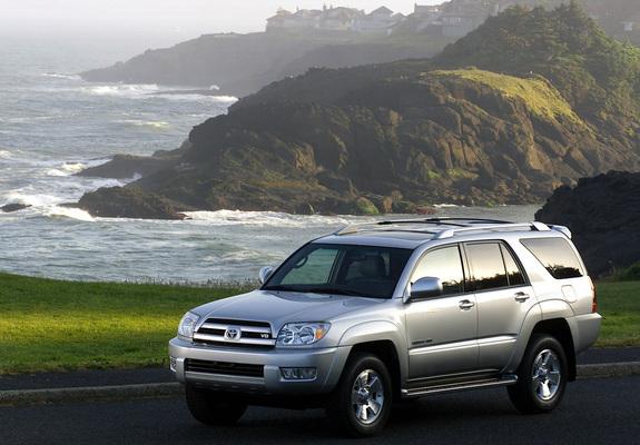 Toyota Runner Limited