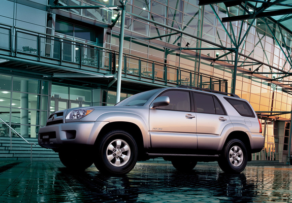 Toyota 4runner 2005 09 Pictures 1024x768