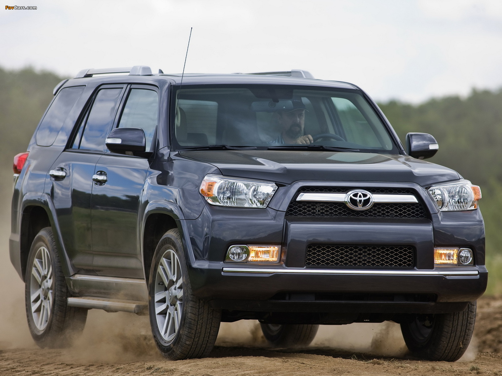 toyota 4runner limited 2009 wallpapers 1600x1200. Black Bedroom Furniture Sets. Home Design Ideas
