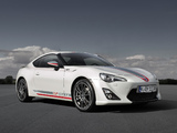 Toyota GT 86 Cup Edition 2013 wallpapers