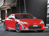 Toyota 86 Limited Edition ZA-spec 2014 wallpapers