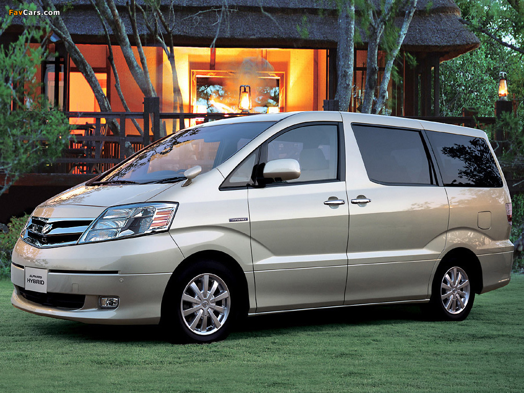 Luxury Toyota New Alphard