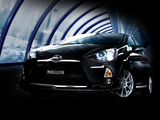 Modellista Toyota Aqua 2012 wallpapers