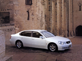 Pictures of Toyota Aristo (S160) 1997–2004