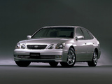 Toyota Aristo (S160) 1997–2004 wallpapers