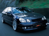Artisan Spirits Toyota Aristo (JZS160/161) 2000–05 wallpapers