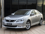 Photos of Toyota Aurion V6 Touring Special Edition (XV50) 2012