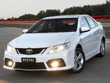 Toyota Aurion Sportivo SX6 (XV50) 2012 wallpapers