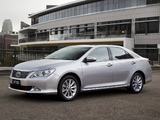 Toyota Aurion Prodigy (XV50) 2012 wallpapers