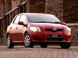 Pictures of Toyota Auris 5-door ZA-spec 2007–10