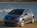 Toyota Auris Sport X ZA-spec 2010 photos
