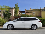 Toyota Auris Touring Sports Hybrid 2013 pictures